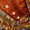 Stanford Memorial Church Ceiling Detail - Stanford, California