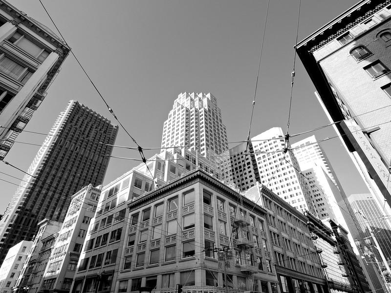Skyscrapers of San Francisco #8 - San Francisco, California