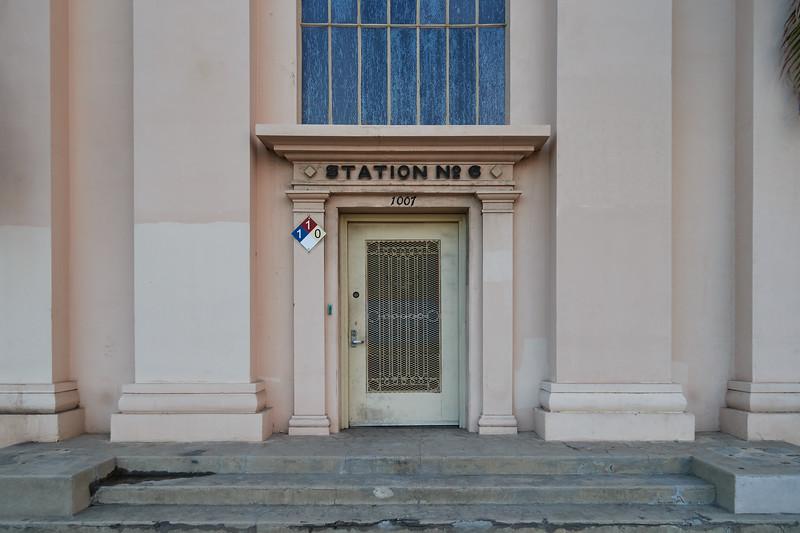 Station No 6 - Los Angeles, California