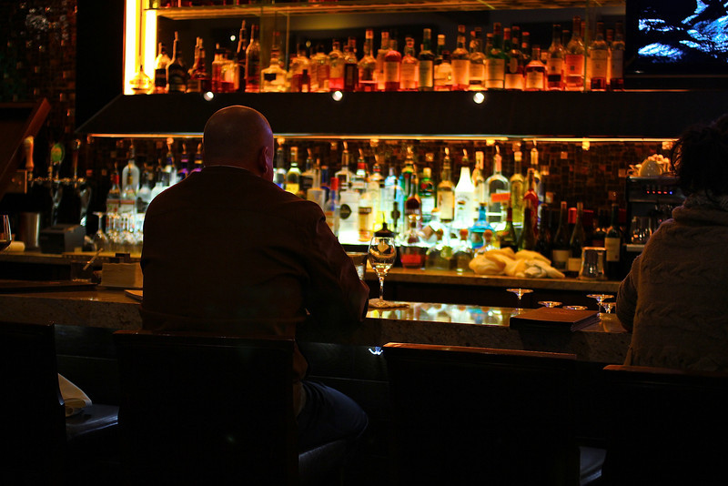 Cypress Hotel Bar - Cupertino, California