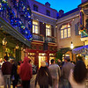 Motion Blur, New Orleans Square - Anaheim, California