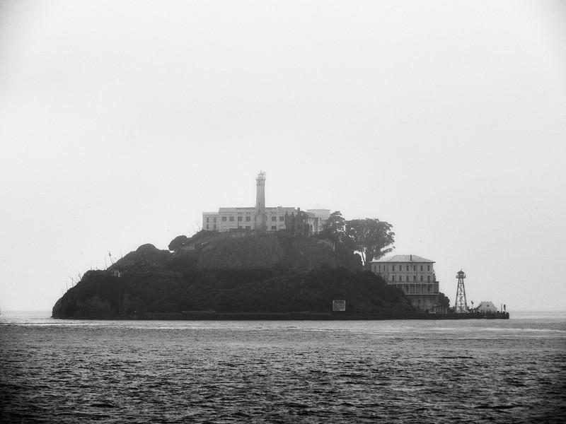 Lo-Fi Alcatraz - San Francisco, California