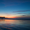 Beach Sunset - La Jolla, California