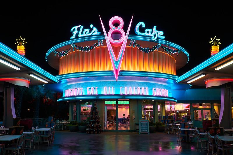 Flo's V8 Cafe, Disney California Adventure - Anaheim, California