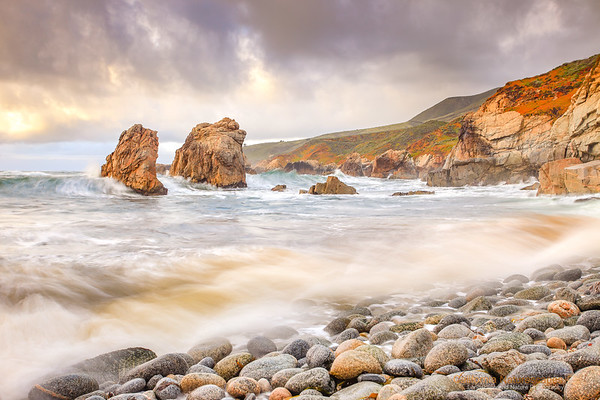 Rugged California Coastline