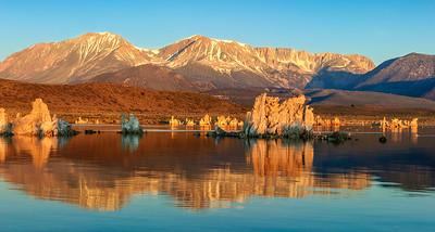 Mono Lake Sunrise, California