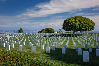 Fort Rosecrans National Cemetery, California
