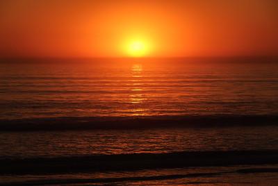 Coronado Sunset, California