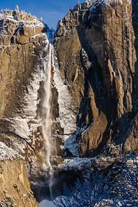 Yosemite Falls, Yosemite National Park, California