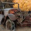 Abandoned Car in Joshua Tree (Joshua Tree National Park)