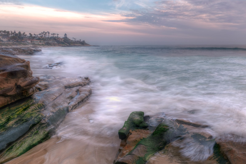 Windnsea beach @ San Diego