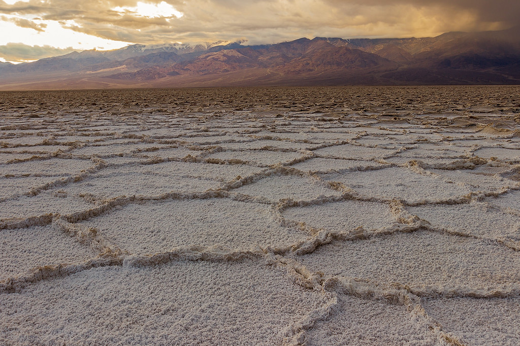 Badwater Basin (Death Valley National Park)