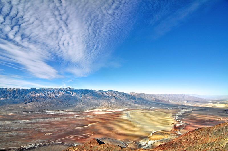 Dante's view @ Death valley national park