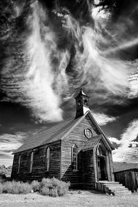 Methodist Church in Bodie