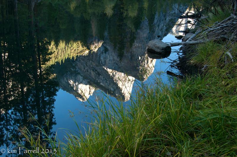 Yosemite reflections.