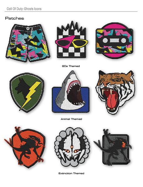 Patch Emblems
