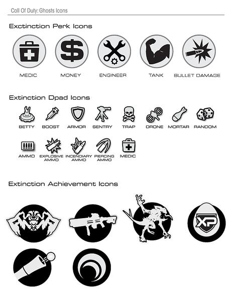 Extinction Iconography