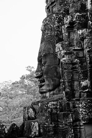 Cambodia - Angkor Wat - Bayon