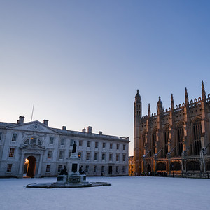 Front Court, King's College