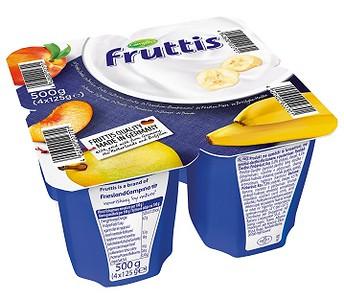 20105 Fruttis 4,6% persiku,bumbieru,banānu 125g