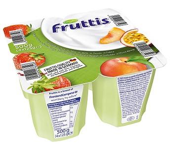 20102 Fruttis 0,4% persiku,marakuja,zemeņu 125g