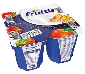 20104 Fruttis 4,6% persiku,marakuja,zemeņu 125g