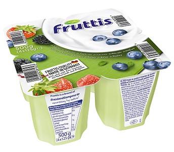 20101 Fruttis 0,4% melleņu, meža ogu 125g