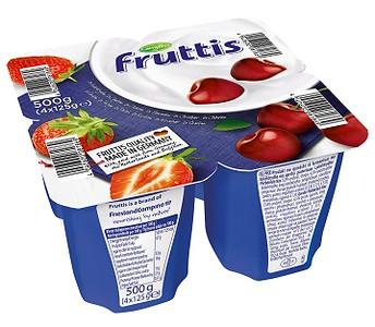 20106 Fruttis 4,6% zemeņu,ķiršu 125g