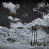 Mount Crandell :: Alberta Canada [Infrared 720nm Light Spectrum]