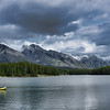 Johnson Lake :: Banff, Alberta Canada