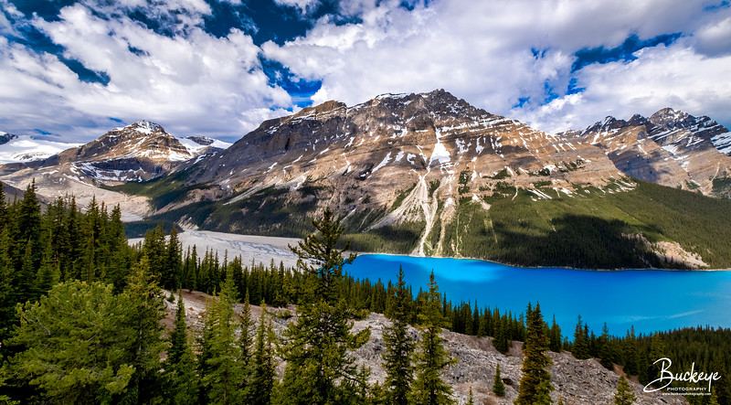 Peyto Lake :: Banff National Park Canada