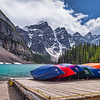 Moraine Lake :: Banff National Park Canada