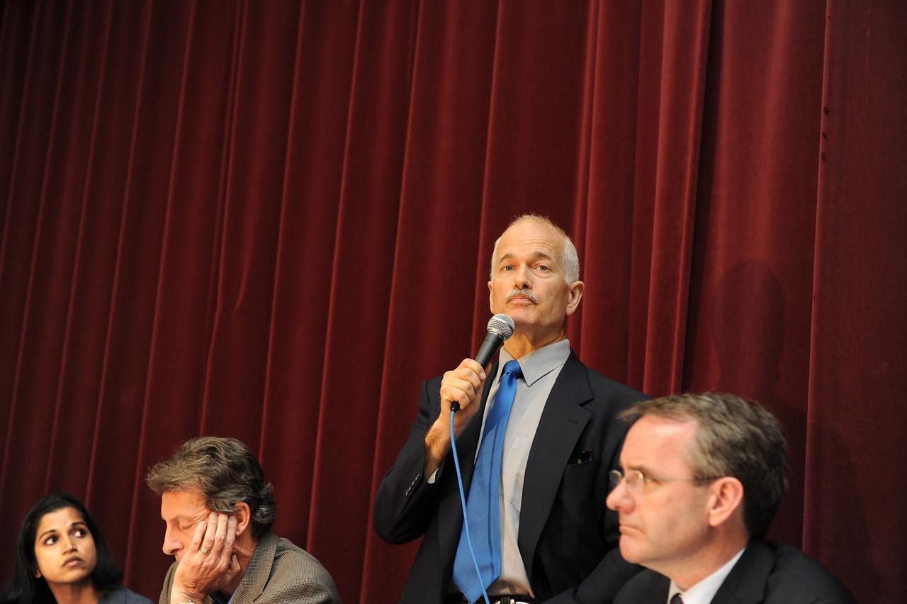 Hon. Jack Layton - NDP Leader