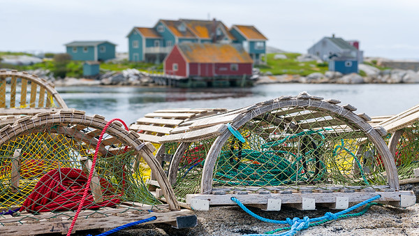 Peggy's Cove to Lunenburg