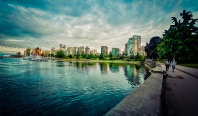 Saturday Afternoon in Stanley Park