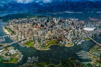 City on the Pacific