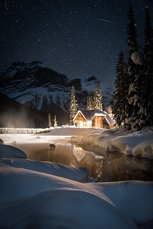 Emerald Lake Lodge Feb 2018