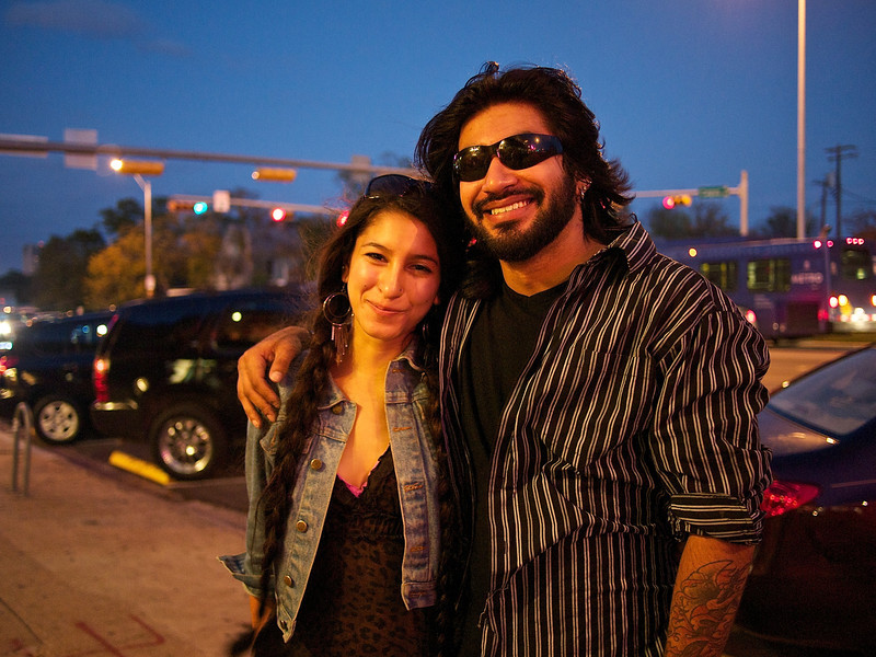 Jennifer and Whiskey Jonez, SoCo - Austin, Texas