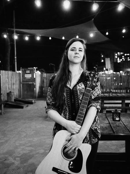 Chelsea Portrait #1 - Austin, Texas