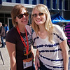 Sarah and Blair from Convio, SXSW Interactive - Austin, Texas
