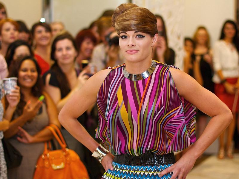 Fashion Show #7, AZIZ Salon - Austin, Texas