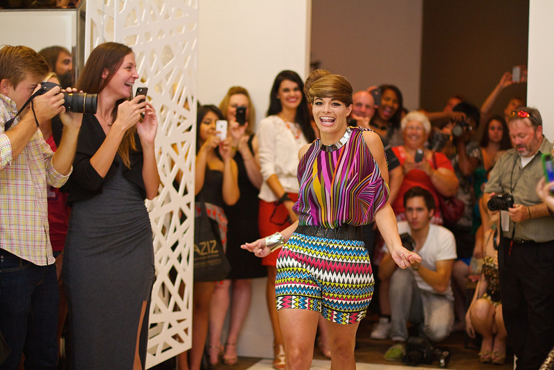 Delighted Model #2, AZIZ Salon - Austin, Texas