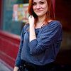 Portrait of Molly, 6th Street - Austin, Texas