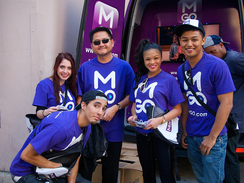M Go, SXSW Interactive - Austin, Texas
