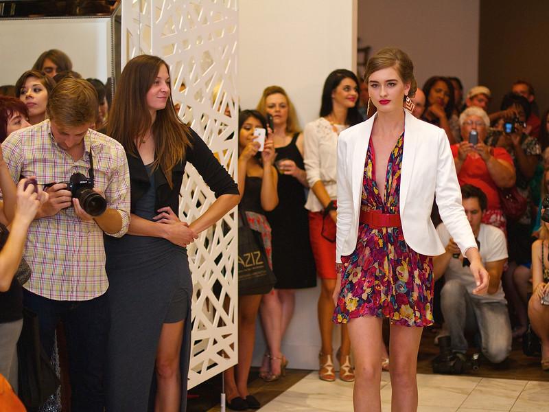 Fashion Show #10, AZIZ Salon - Austin, Texas