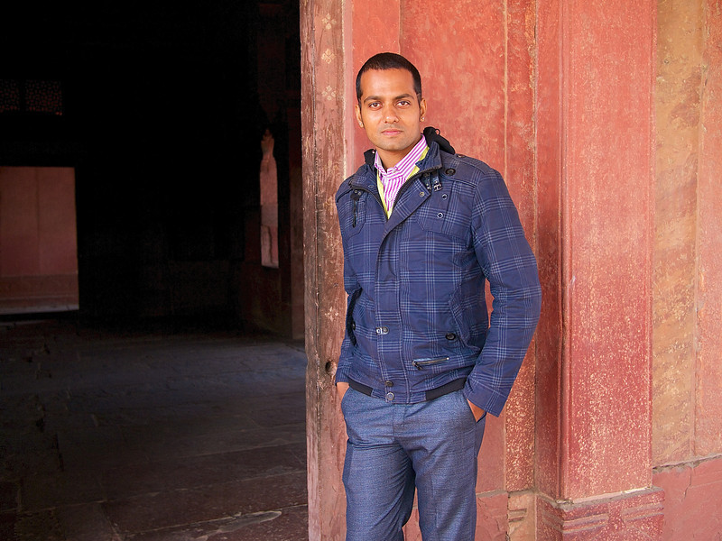 Yashaswi Ponia, Tour Guide - Agra, India