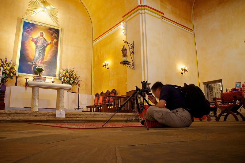 Mission Photographer - San Antonio, Texas