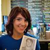 Sarah, Burgers. Restaurant - Santa Cruz, California