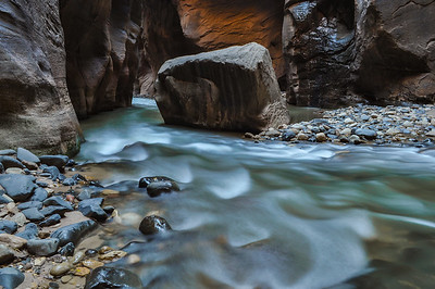 Flowing through the Narrows