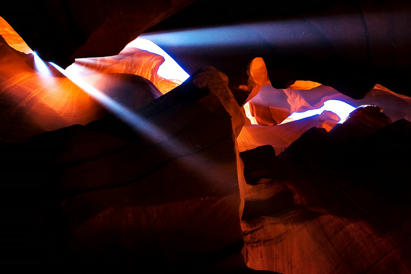 Ray of Light - Antelope Canyon